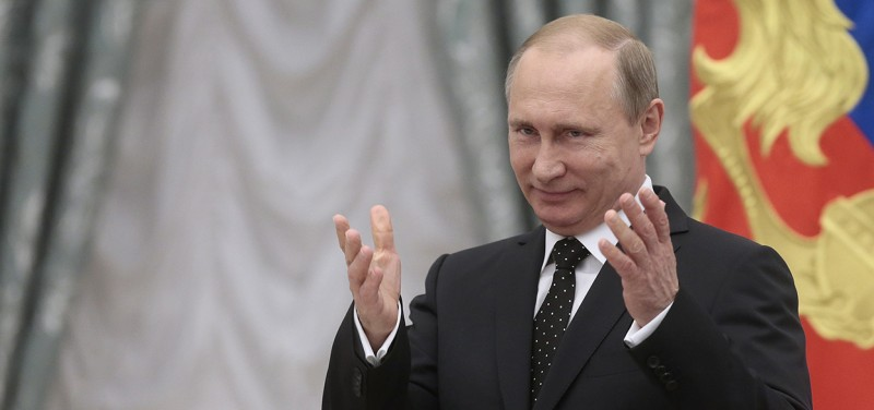 Путин строит пост-американский мир