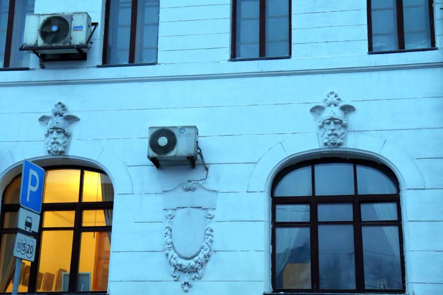 Москва, как она есть. Архангельский переулок
