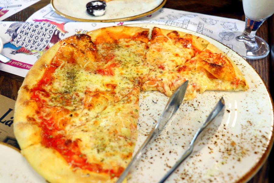 Лучшая пиццерия в Рязани