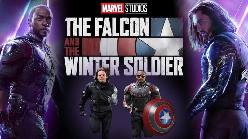 Сериал Сокол и Зимний солдат - эволюция Marvel