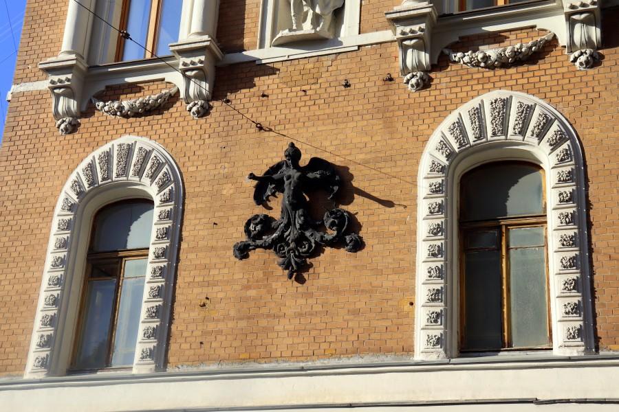 Москва, как она есть. Бобров переулок