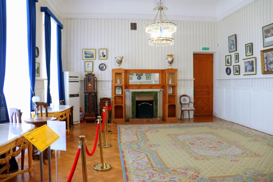 Ливадийский дворец - белый дворец на берегу Черного моря(часть 2)