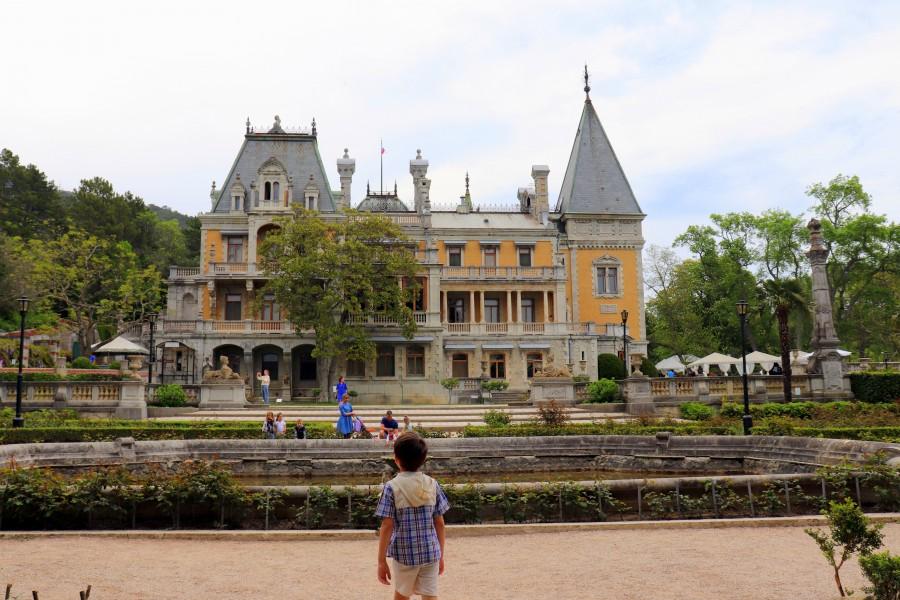 «Маленький Версаль» в Крыму