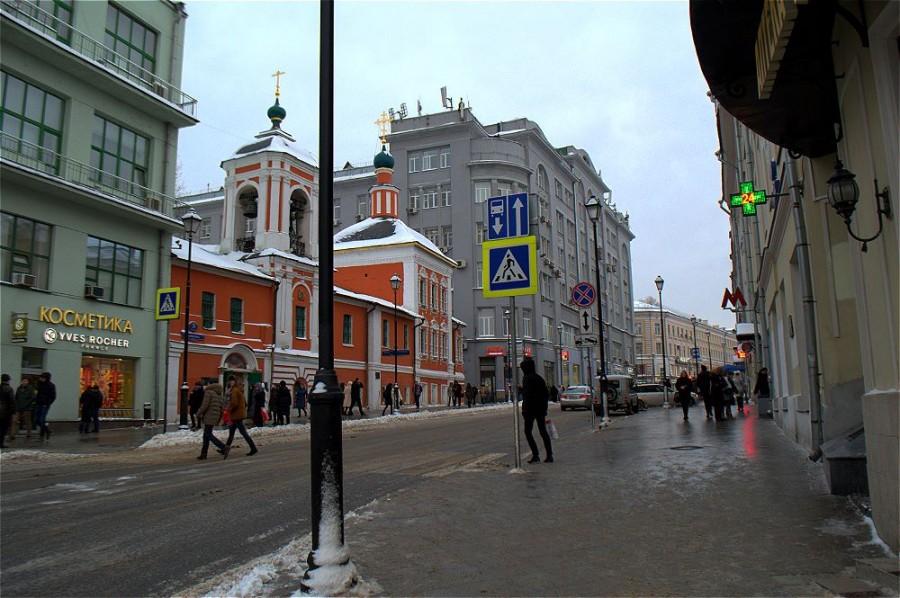 отмена штрафов ГИБДД Гончаровская улица