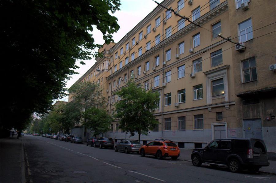 2-я миусская ул, 9 четырнадцатиэтажный одноподъездный кирпичный жилой