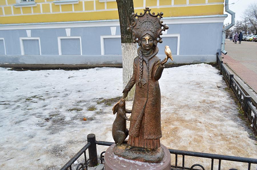 Интересная Кострома.