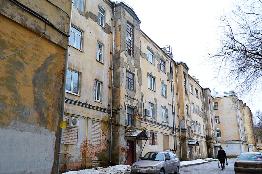 Умирающая Кострома