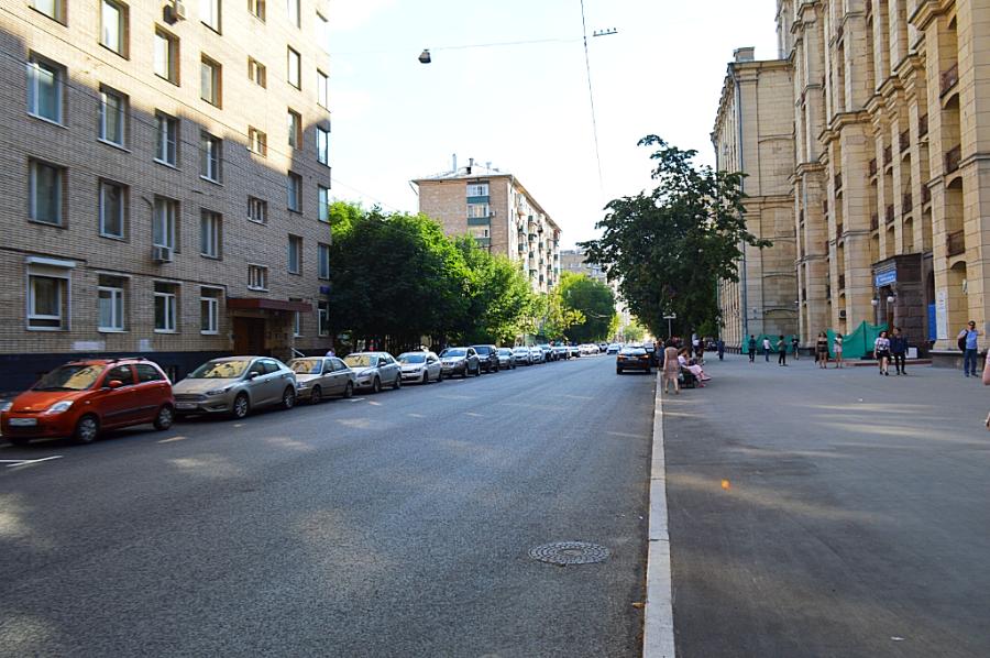 Москва, как она есть. Улица Чаянова