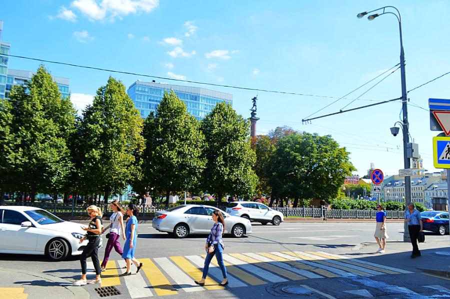 Москва, как она есть. 1-й Колобовский переулок
