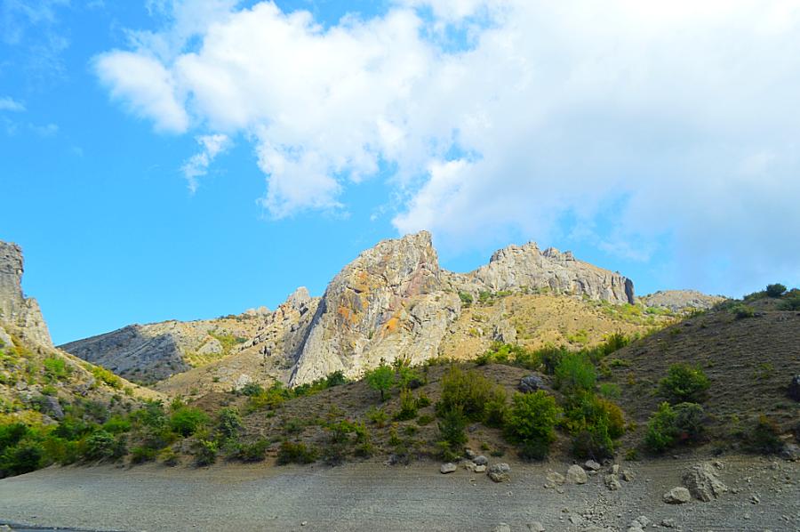 Красивые места Крыма – Изумрудное озеро