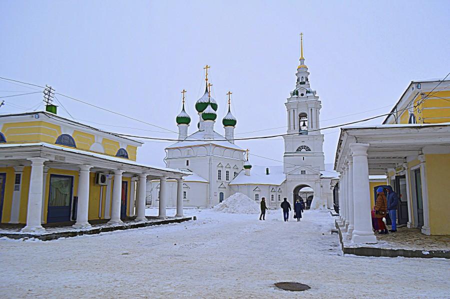 Моя любимая Кострома