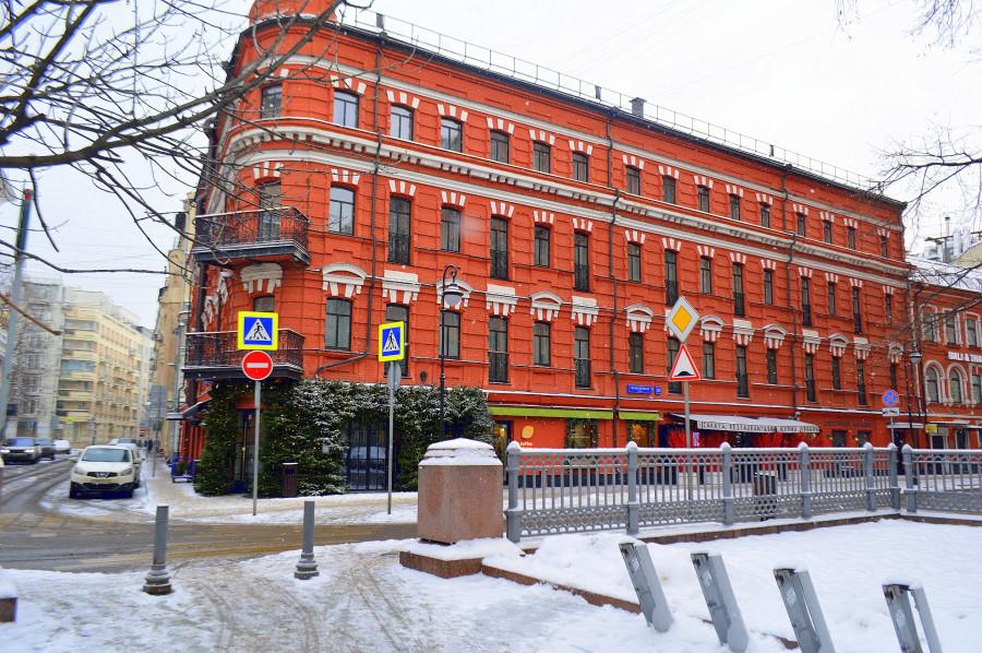 Москва, как она есть. Улица Малая Бронная(часть 2)
