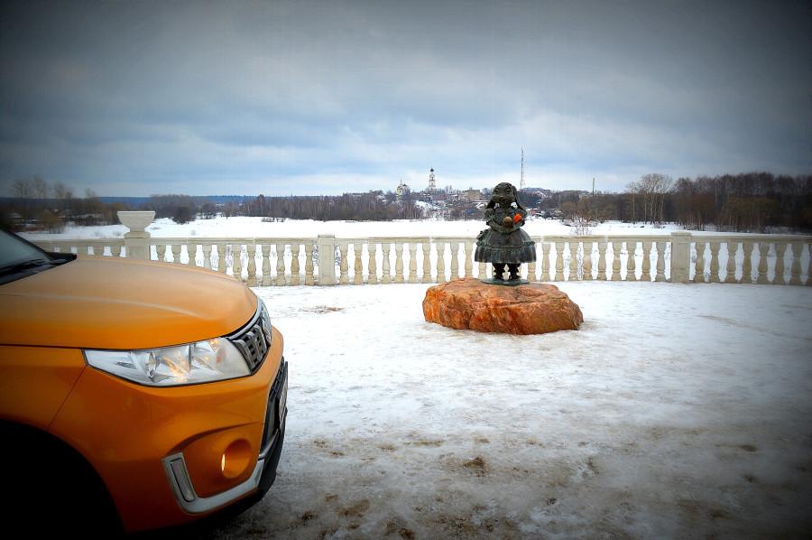 Suzuki Vitara new - свобода приключений
