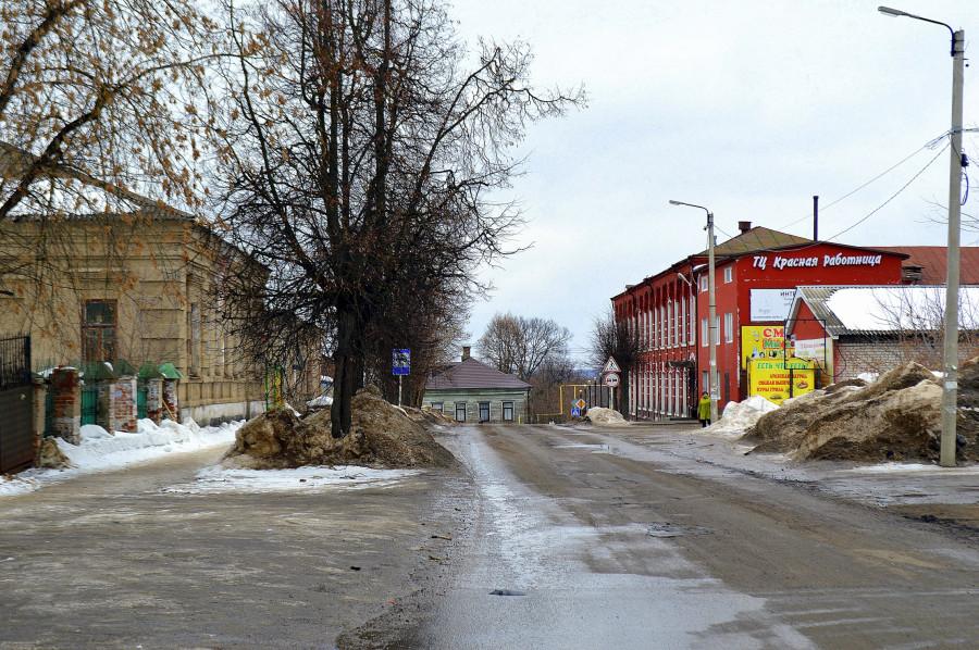 Киржач - город не работающих музеев