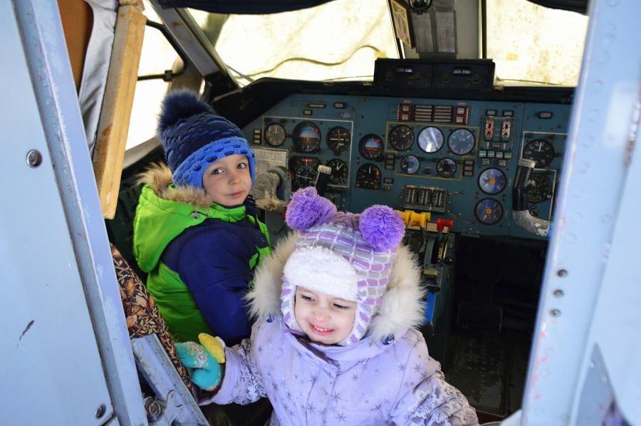Киржачский аэродром или как нас чуть в полицию не сдали