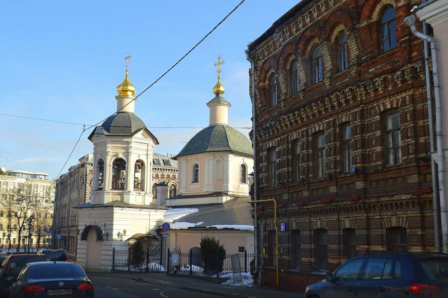 Москва, как она есть. Крапивенский переулок