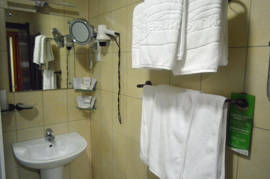 Отель 40-й меридиан Арбат. Коломна