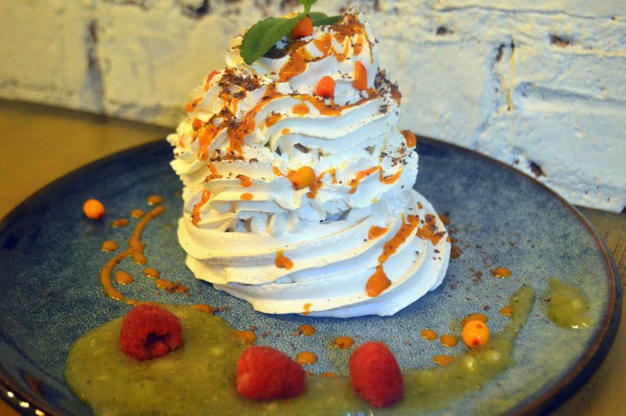 Ресторан Creperie De Paris - уютный уголок Франции на Курской