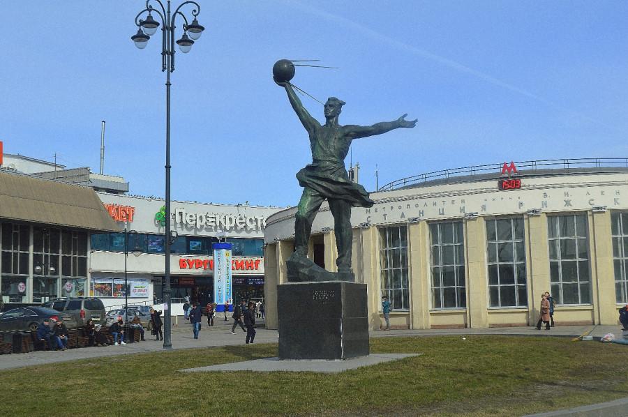 Интересная Москва