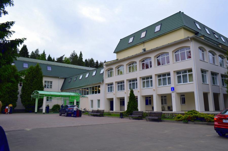 Лучший отель в Московской области