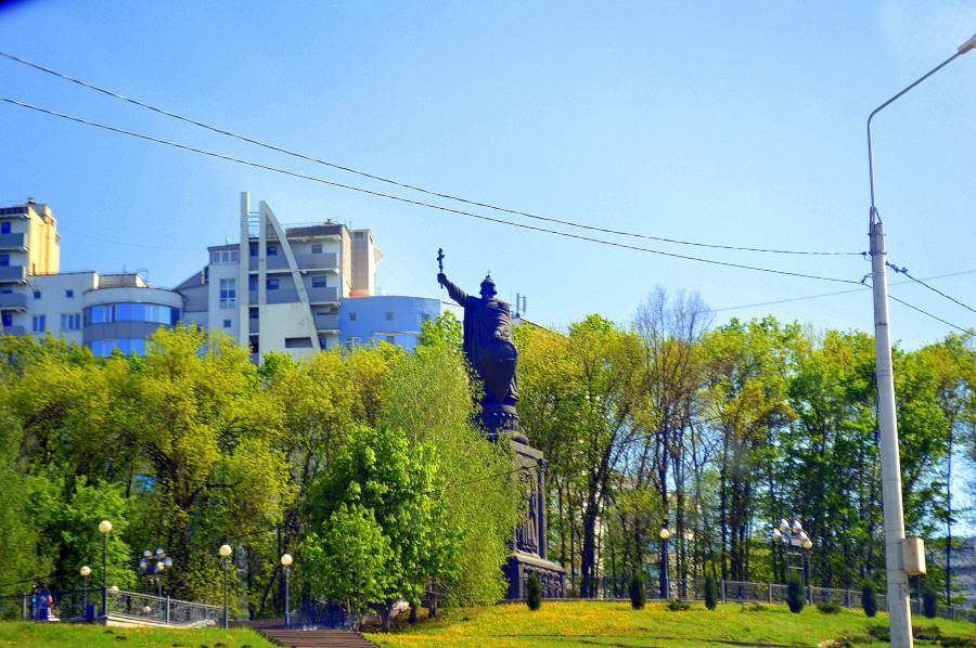 Дорожные зарисовки из Украины