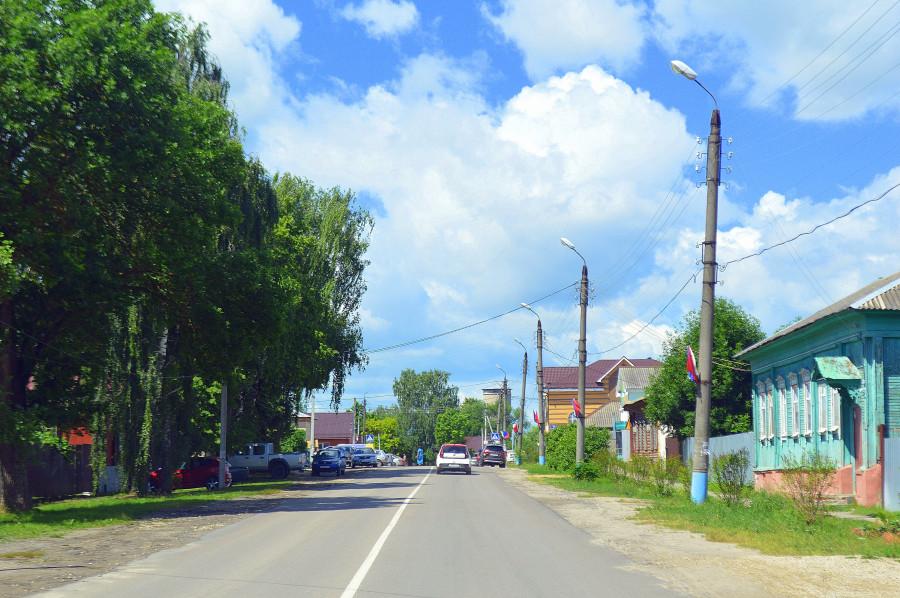 Перемышль - Восток земли Калужской