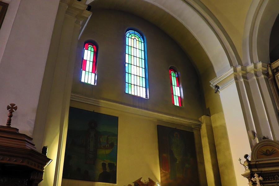 Сербский православный храм Св. Николы