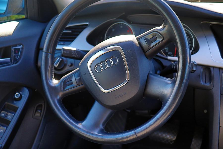 Audi A4 - Машина которой прощаешь все