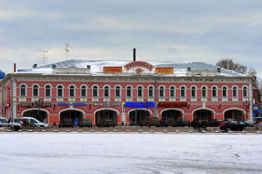 Углич - город на большой воде