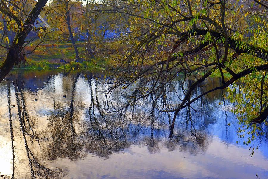 Осенний Подольск