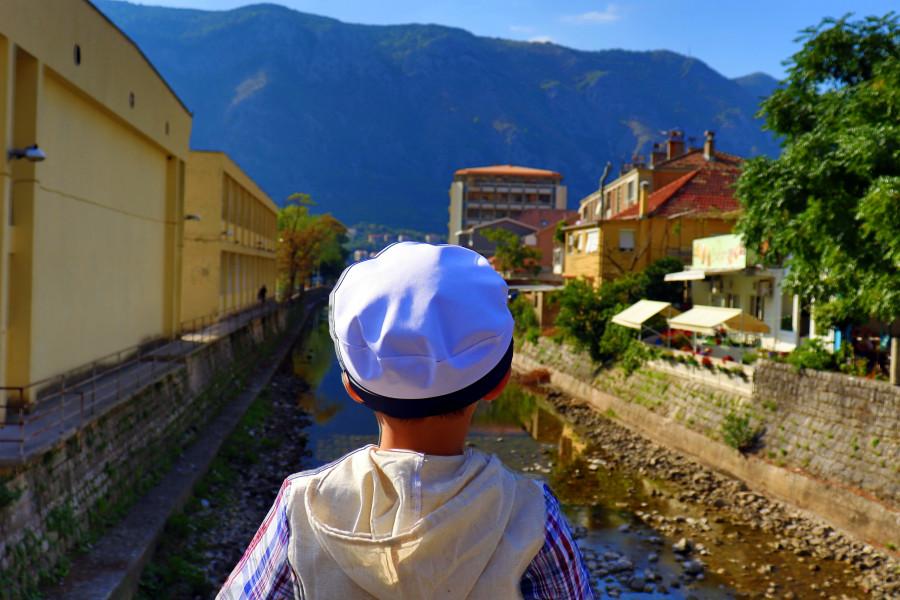 Котор, прогулка по старому городу