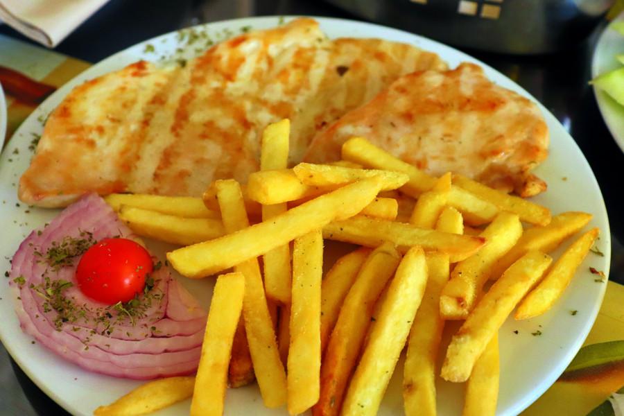 Про цены и еду в Черногории