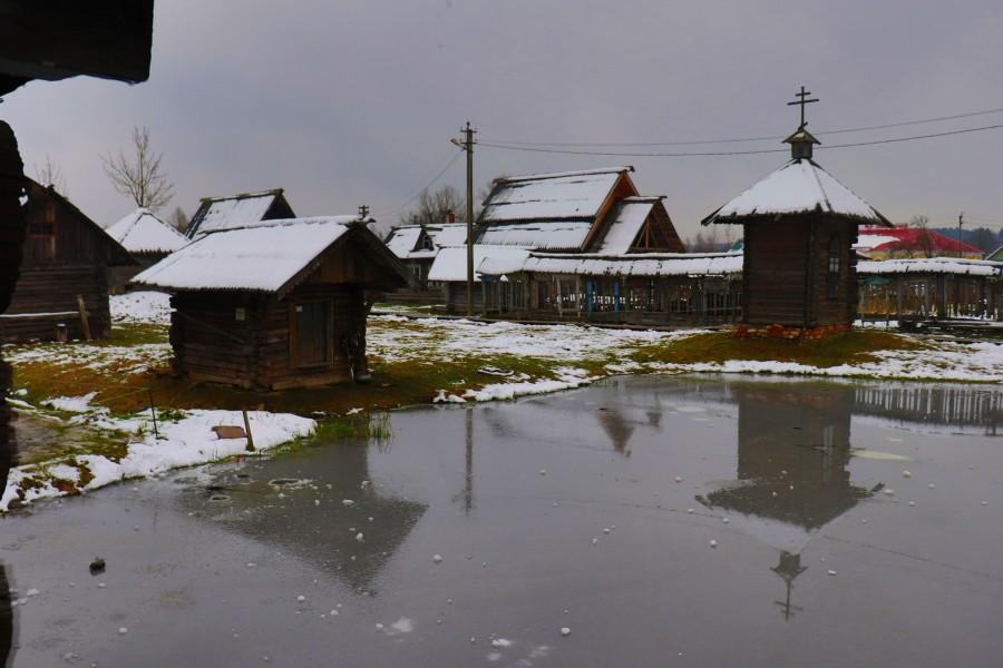 Мышкин - город музей