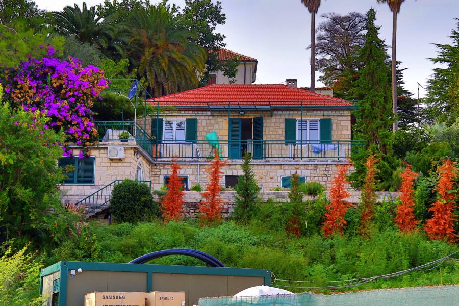 Херцег-Нови - ботанический сад Черногории