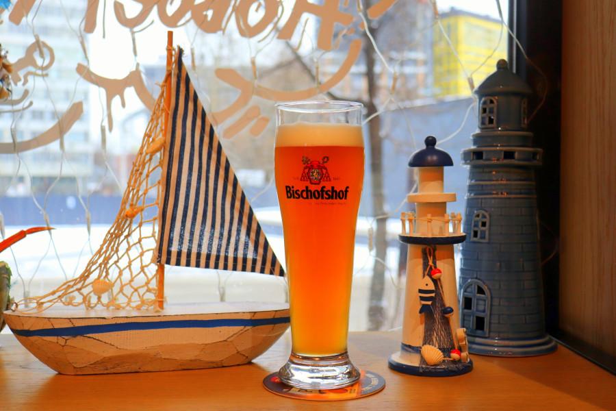 Гриль-бар Причал моряка - лучшие морепродукты на гриле в Москве
