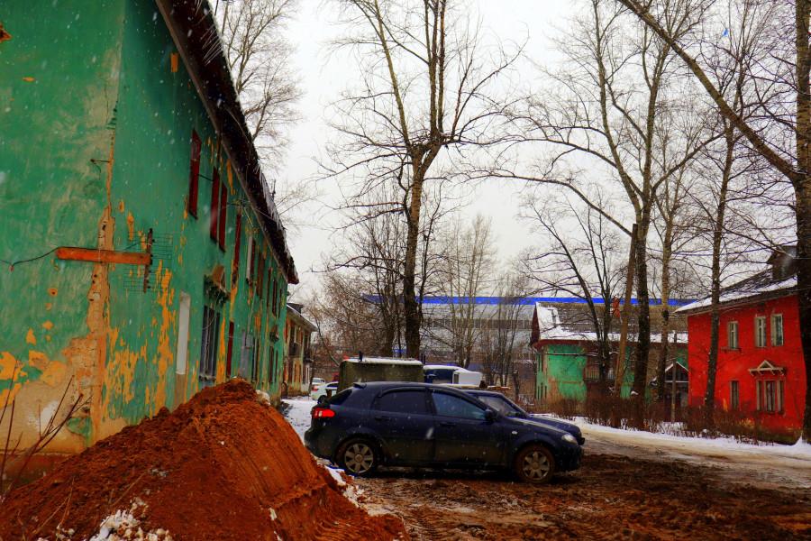 Как выглядит Путинская стабильность в Подольске