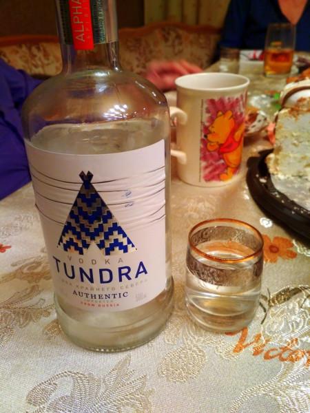 Водка Tundra Authentic