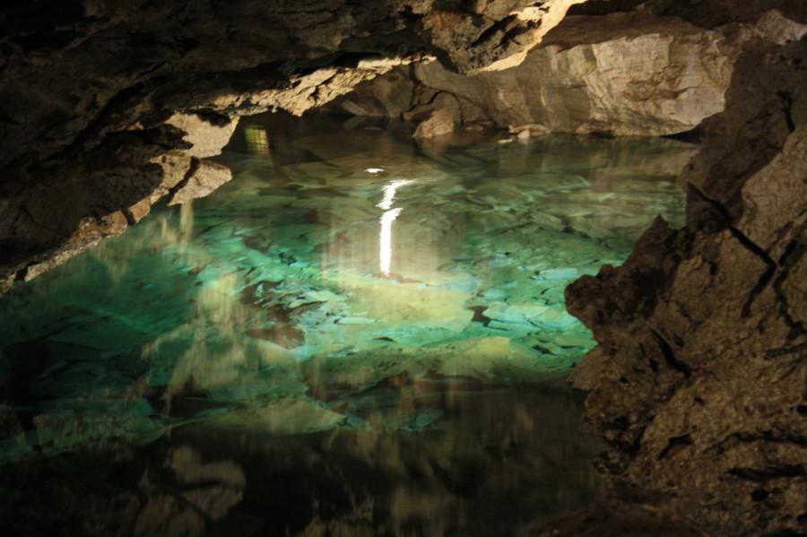 Кунгурская пещера1