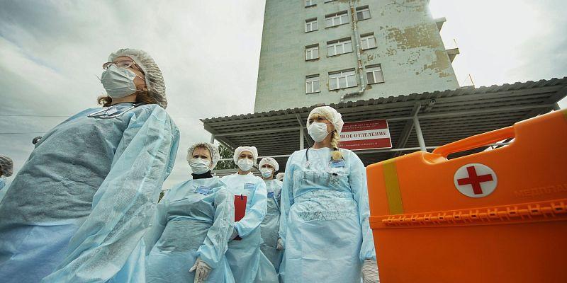 Зараженные люди начали сбегать из больниц!