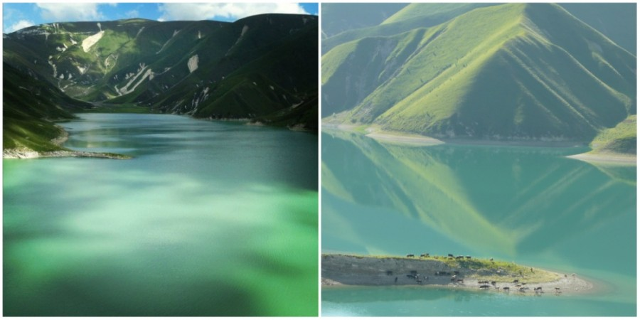 Озеро Кезеной-ам2