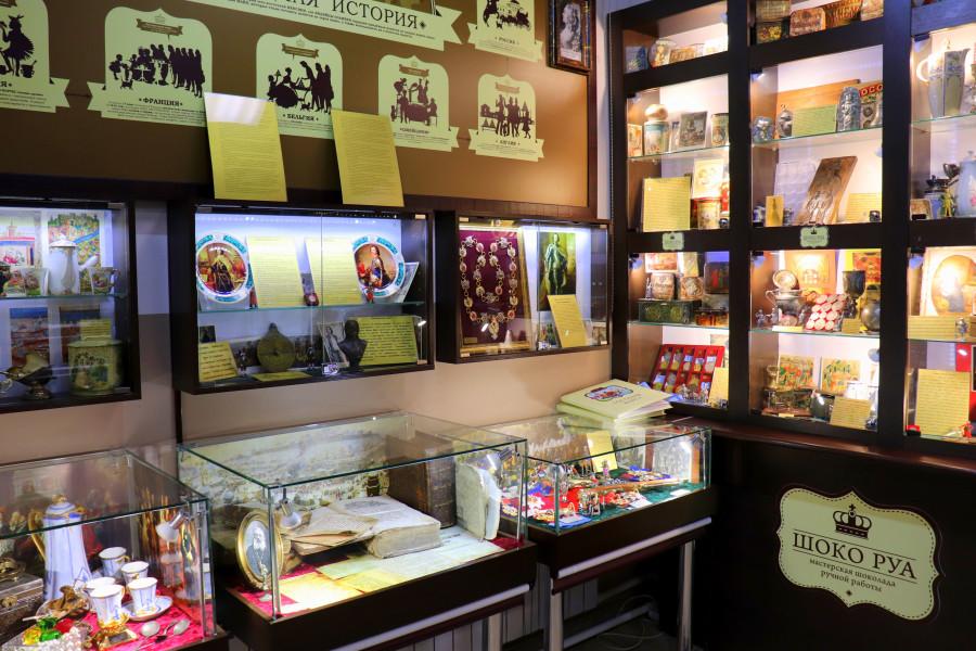 Самое шоколадное место в Рязани