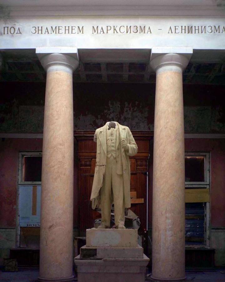 Откуда труп Ленина доставляли в Москву