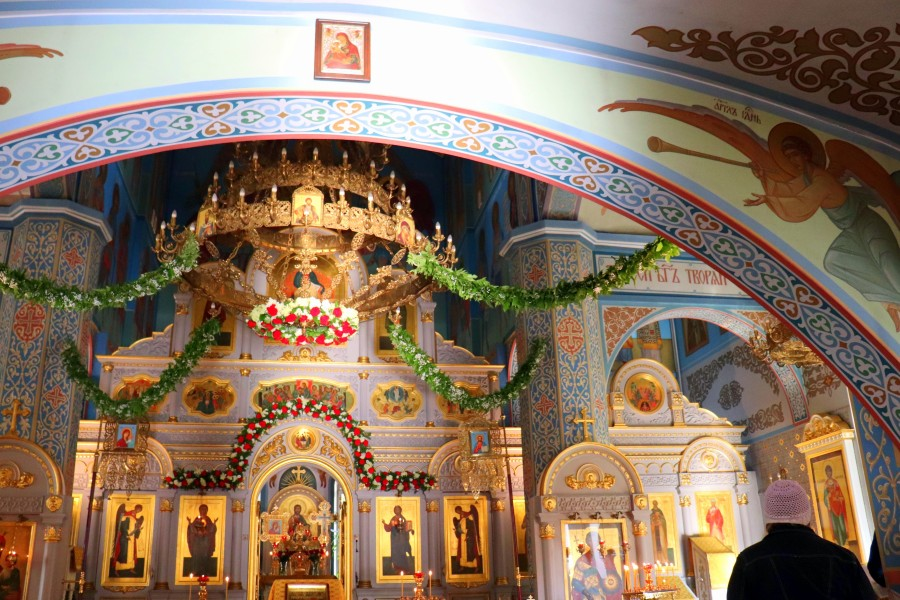Видное. Георгиевский храм