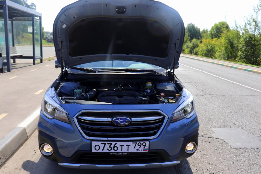 Subaru Outback - идеальный автомобиль для путешествий