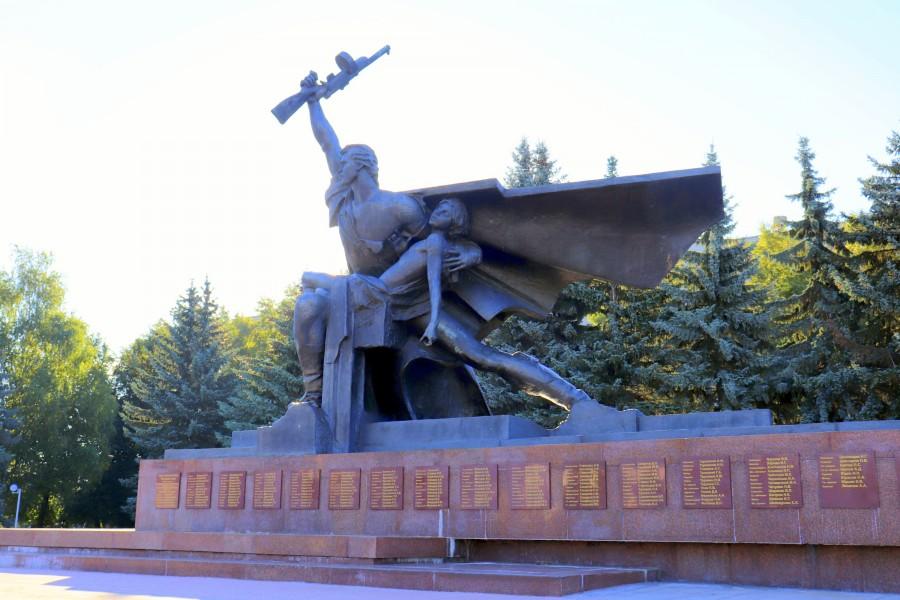 Интересная Кострома