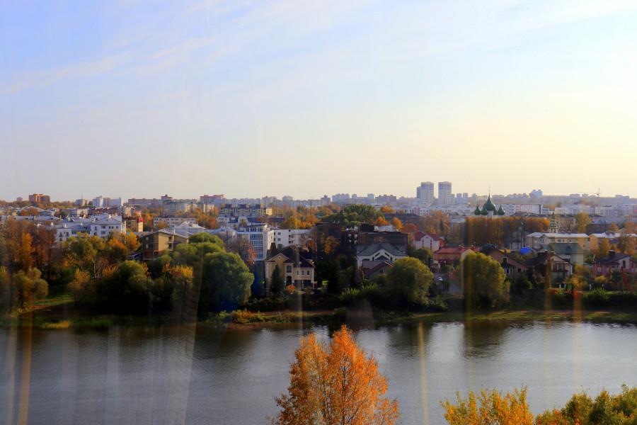 Самое романтичное место Ярославля