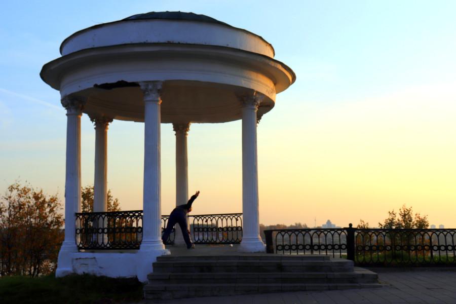 Прогулка по Ярославлю