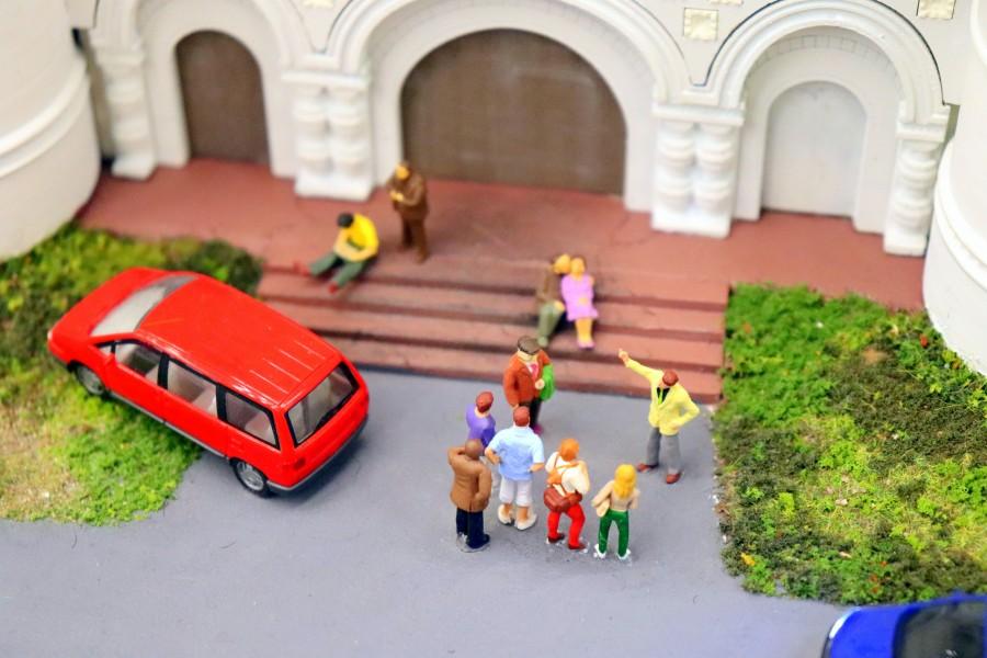 Шоу-макет «Золотое кольцо» в Ярославле