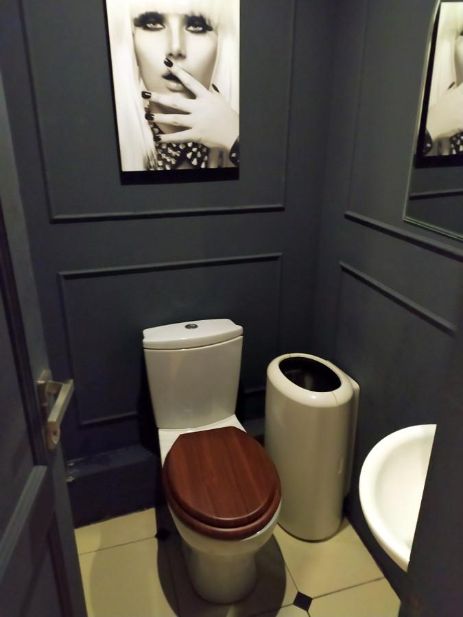 Туалетный пост