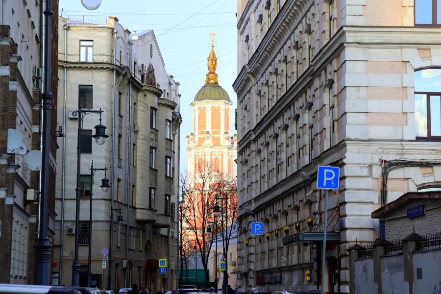 Прогулка по любимому городу